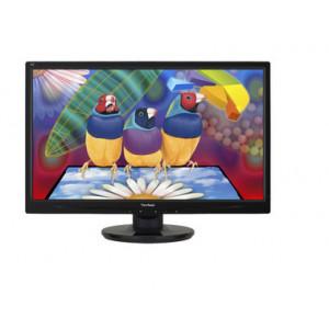 "Datorskärm Viewsonic LED LCD VA2445-LED 23.6"" LCD Svart"