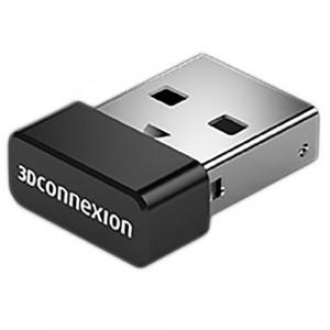 3Dconnexion 3DX-700069 nätverkskort RF Trådlös