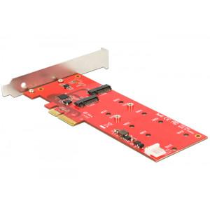 DeLOCK 89388 Intern M.2 nätverkskort/adapters