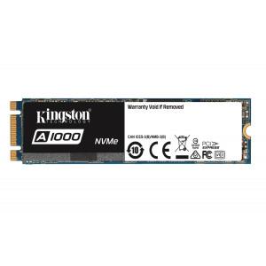 SSD M2 Kingston SSDNow A1000 480GB M.2 2280 NVMe
