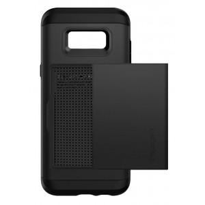 Skal Spigen Galaxy S8 565CS21620 mobiltelefonfodral