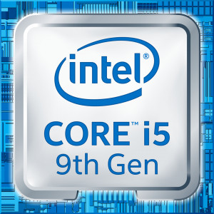 Processor - Intel S1151 i5-9600K 3.7GHz BOX