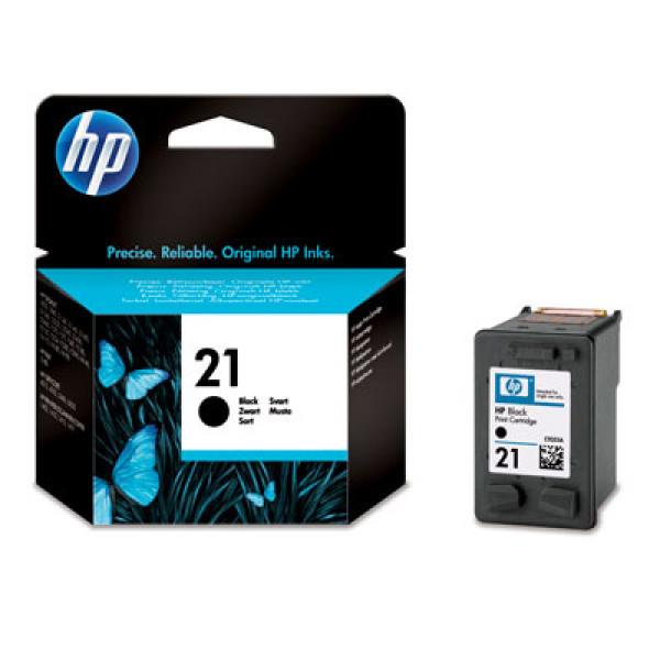 HP 21 Black (Original)