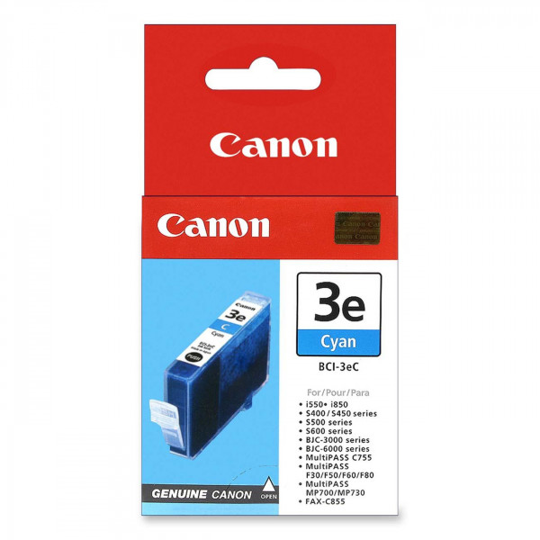 Canon BCI-3EC bläckpatroner Cyan