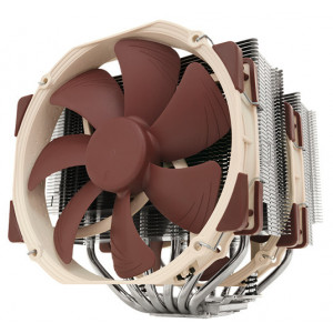 CPU-kylare - Noctua NH-D15 SE-AM4 (19-24dB)