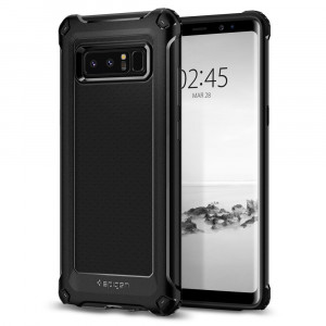 Spigen Galaxy Note 8 Case Rugged Armor Extra Black 587CS21833