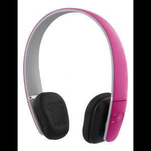 Bluetooth Headset - On-Ear med mikrofon Rosa
