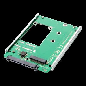 """HDD-adapter M.2 NGFF SSD till 2.5"""" SATA."""