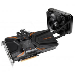Grafikkort Gigabyte AORUS GeForce GTX 1080 Ti Waterforce Xtreme Edition GeForce GTX 1080 Ti 11GB GDDR5X