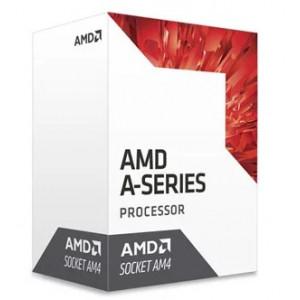 AMD A series A8-9600 processorer 3,1 GHz Låda 2 MB L2