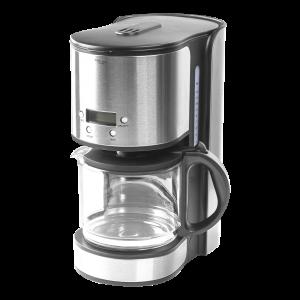 Kaffebryggare 1,5L Silver