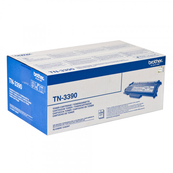 Brother Toner TN-3390 12000sid (Original)
