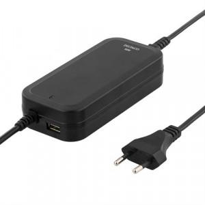 Laddare  90W 15-24V 5A Universal + USB
