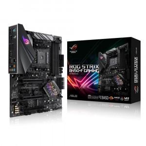 ASUS ROG STRIX B450-F GAMING Uttag AM4 AMD B450