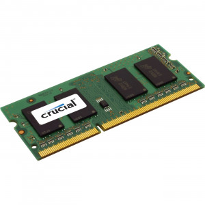 SODIMM DDR3-1600 Crucial CT25664BF160BJ 2GB DDR3 1600MHz RAM-minnen
