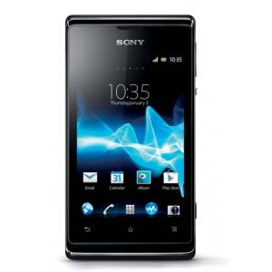 Smartphone Sony Xperia E C1605 Dual-Sim Svart