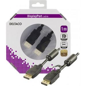 DisplayPort - DisplayPort kabel 1m GOLD