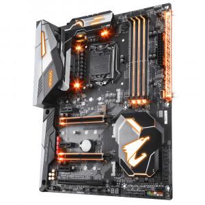 Gigabyte Z370 AORUS Gaming 5 LGA 1151 (Socket H4) ATX moderkort