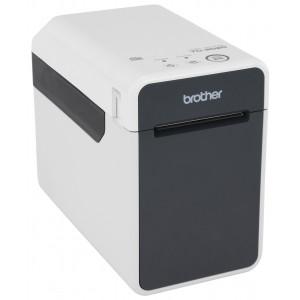 Brother TD-2130N direkt termal 300 x 300DPI etikettskrivare