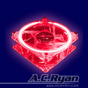 Fläkt 80mm - AC-Ryan Tornado2.