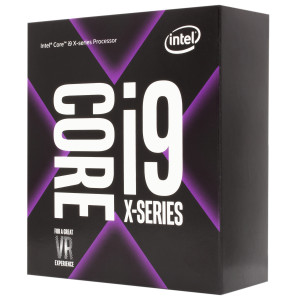 Processor Intel Core ® ™ i9-7980XE Extreme Edition Processor (24.75M Cache, up to 4.20 GHz) 2.6GHz 24.75MB Smart Cache Låda processorer