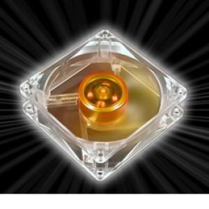 Fläkt Akasa  80mm Amber Series