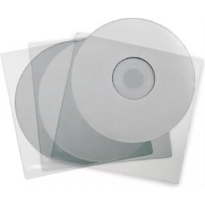 Plastfickor för skivor (50-pack)