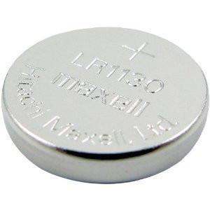 Batteri LR1130 GA10 - Maxell Alkaline, 2-pack