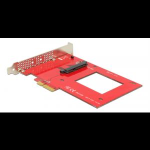 DeLOCK 89469 Intern SAS nätverkskort/adapters