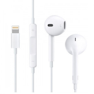 Headset - iPhone 7/8/7 Plus/8 Plus/X med lightning Hörlurar-iPhone-Lightning