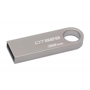 USB minne Kingston DT SE9, 32GB USB 2.0, Metal