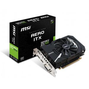 Grafikkort - GTX1050 2GB - MSI Aero ITX OC