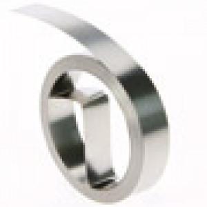 DYMO 12mm Aluminum w/Adhesive Tape etikett-tejp