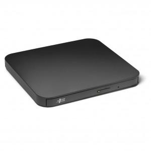 DVD-brännare - USB Extern Slim 9.5mm Svart LG