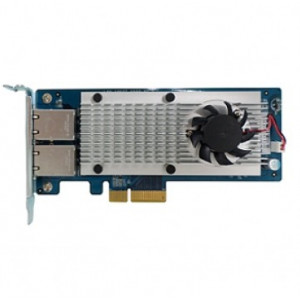 QNAP LAN-10G2T-X550 Intern Ethernet 10000Mbit/s nätverkskort