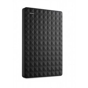 Seagate Expansion Portable 500GB 500GB Svart externa hårddiskar