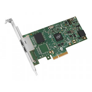 Nätverkskort Intel I350-T2V2, retail unit Server Adapter