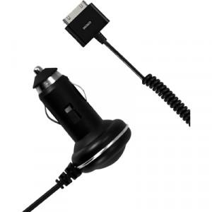 Billaddare Ciggadapter till iPhone 3/4/4S/iPad