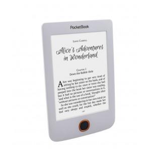 E-bokläsare Pocketbook Basic 3 8GB Wi-Fi Svart, Vit (eboklsare)
