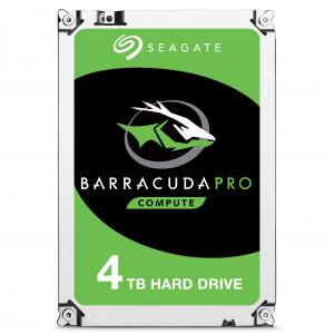 Seagate Barracuda ST4000DM006 HDD 4000GB Serial ATA III interna hårddiskar