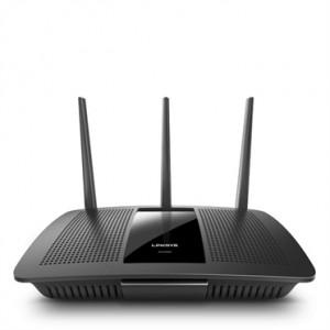 Trådlös Router Bäst i Test Linksys EA7500