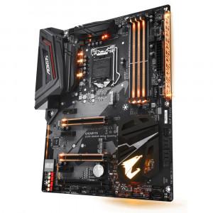 Moderkort Gigabyte Z370 AORUS Ultra Gaming LGA 1151 (Socket H4) ATX moderkort