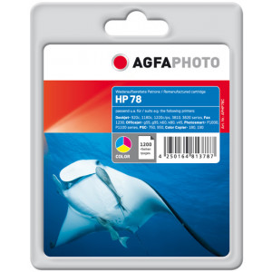 HP 78 Color (AgfaPhoto).