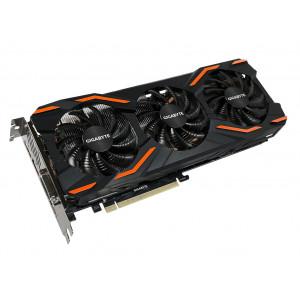 Gigabyte GV-N1080WF3OC-8GD GeForce GTX 1080 8GB GDDR5X grafikkort