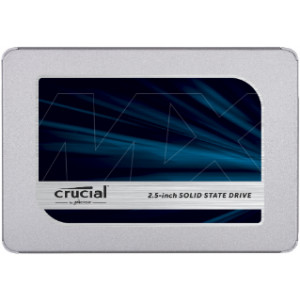 SSD - 500GB Crucial MX500
