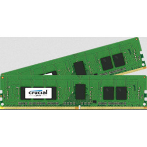 DDR4-2133 Crucial 8GB DDR4-2133 8GB DDR4 2133MHz ECC RAM-minnen