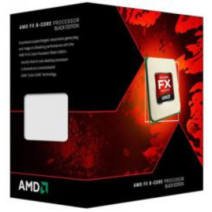 AMD FX 8350 processorer 4 GHz Låda