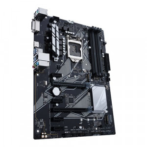 Moderkort -Intel S1151 mATX Asus Prime Z370-P