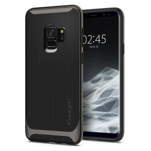 Spigen Galaxy S9 Case Neo Hybrid Gunmetal