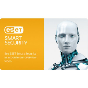 ESET Smart Security (1år) - 3 Anv Förnyelse